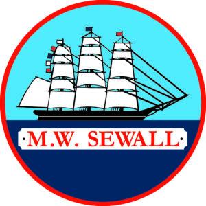 M.W. Sewall Logo